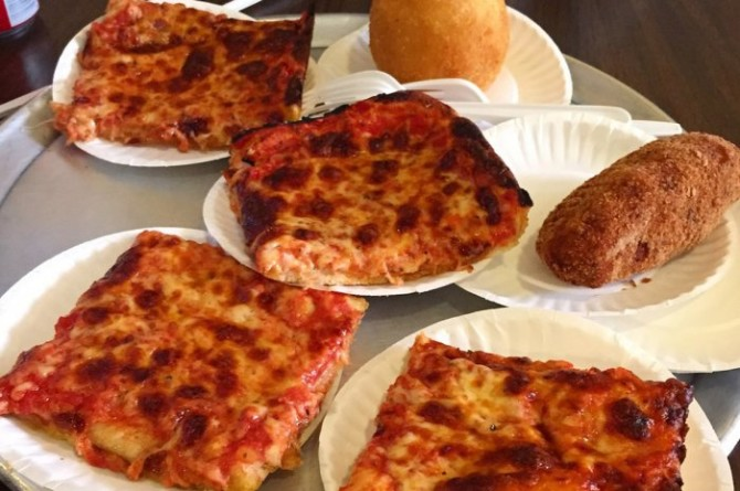 best cities for pizza