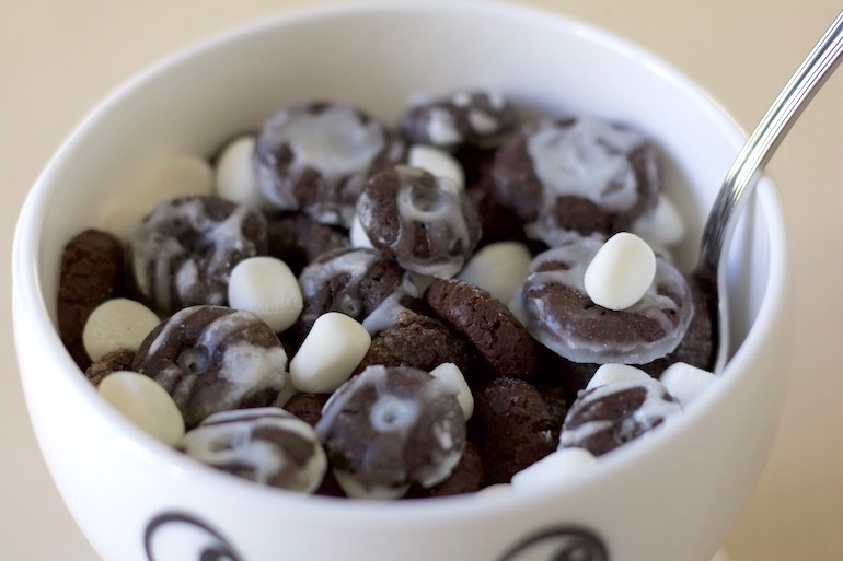 How to make homemade oreo os cereal because childhood ingredients ccuart Image collections