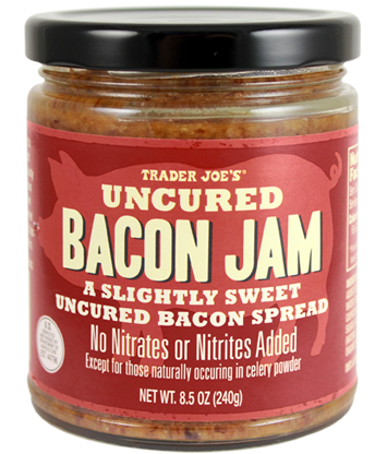 189 jars of trader joe s bacon jam