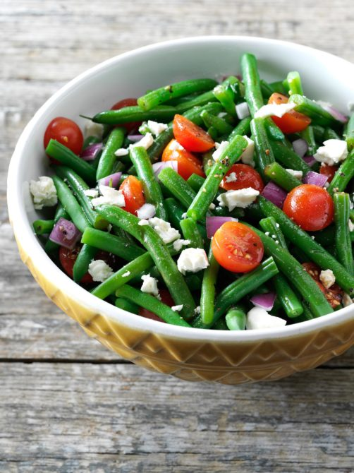 Balsamic-Green-Bean-Salad