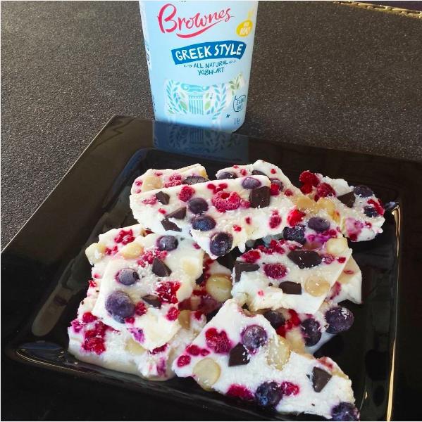 Greek yogurts