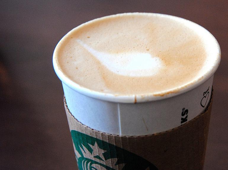 11 Popular Starbucks Drinks Ranked By Caffeine Content