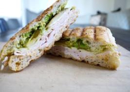 Make a Cuban-Style Turkey Avocado Panini in Under 10 Minutes