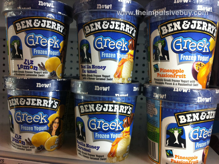 ben and jerry's flavor
