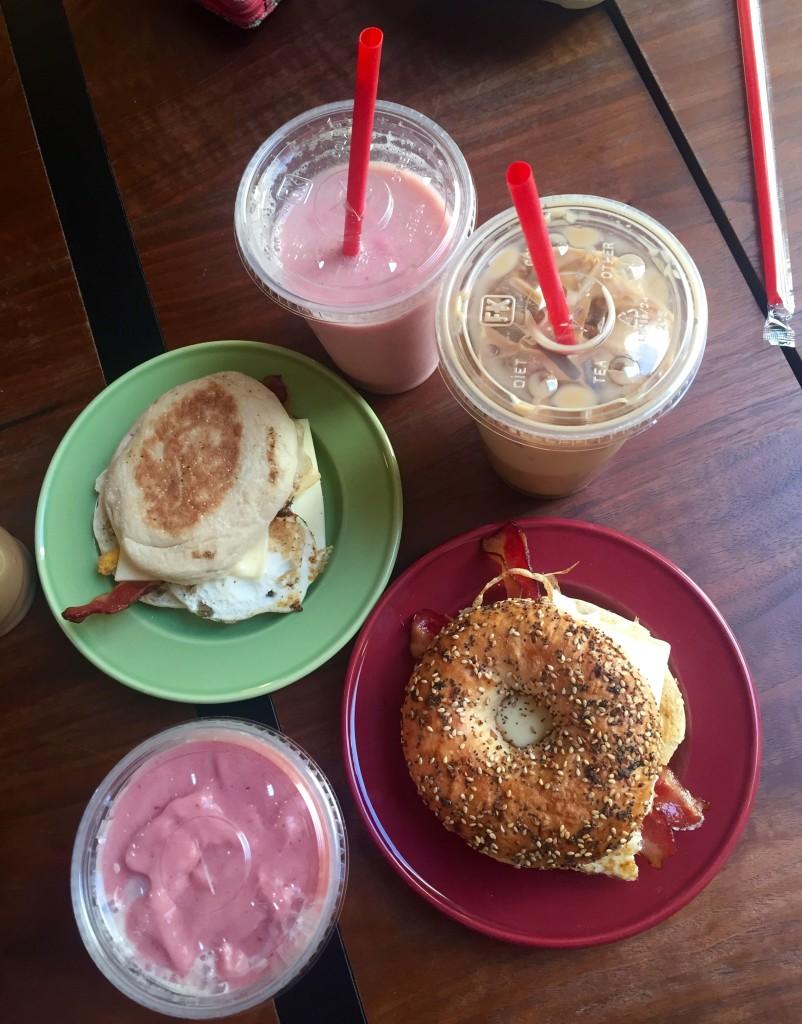 NU Café