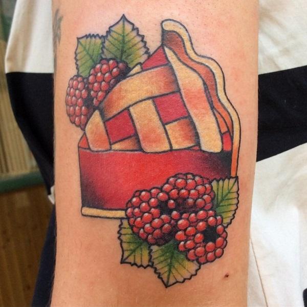 Dessert tattoos