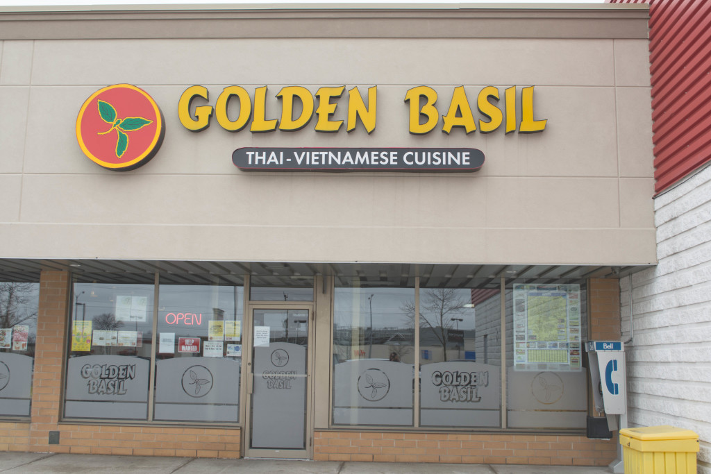 golden basil