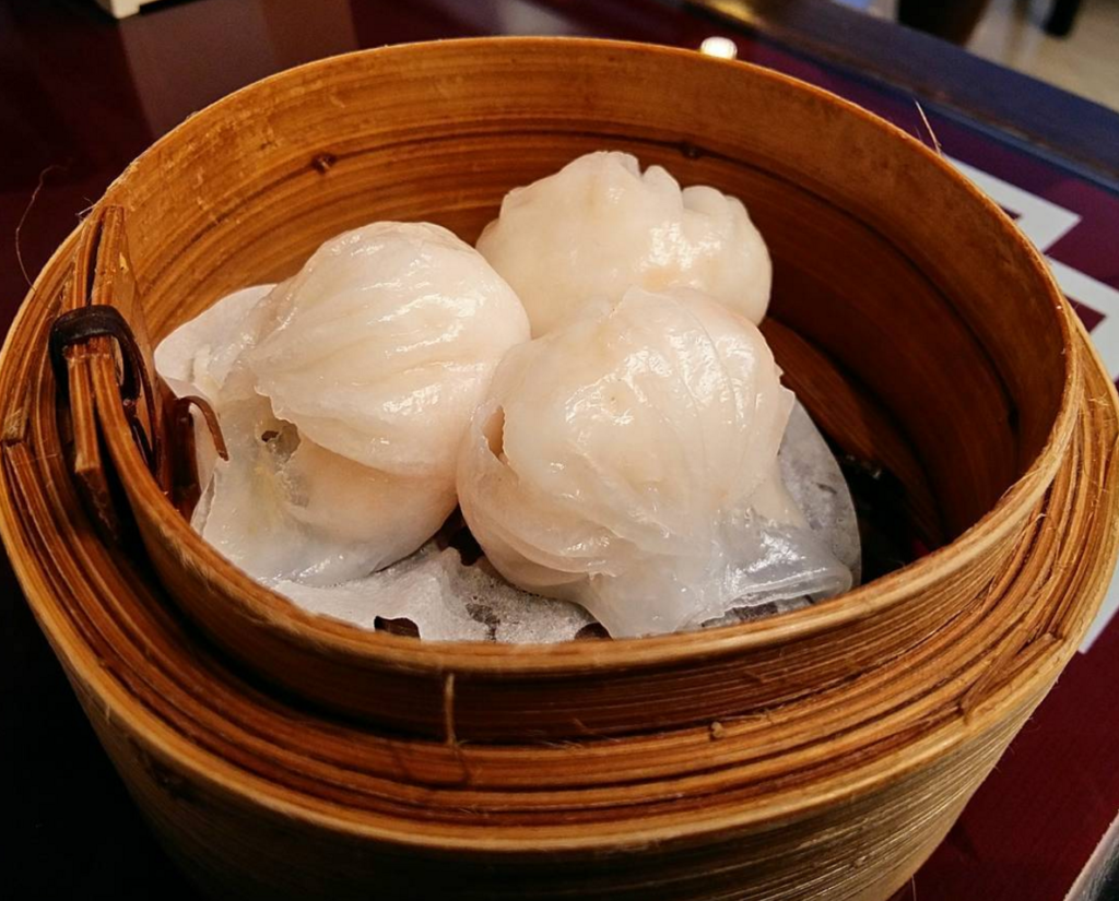 how to order dim sum