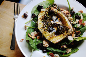 Fall in Love With This Almost Autumn Acorn Squash Salad