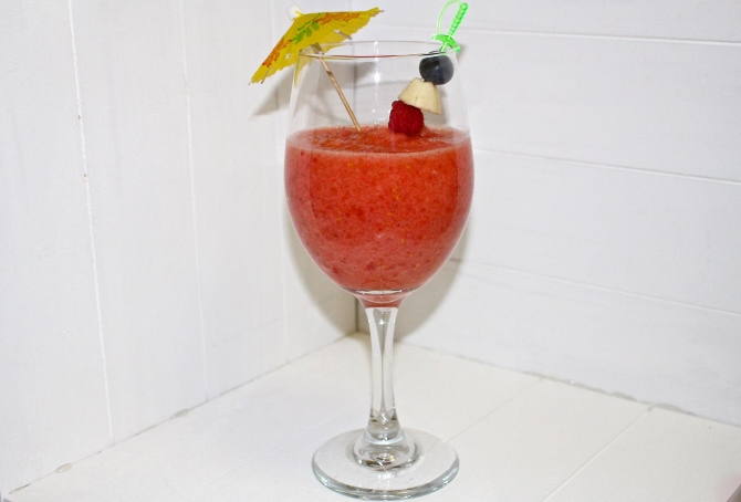 How to turn your favourite cocktail into a slushie for Cocktail 670