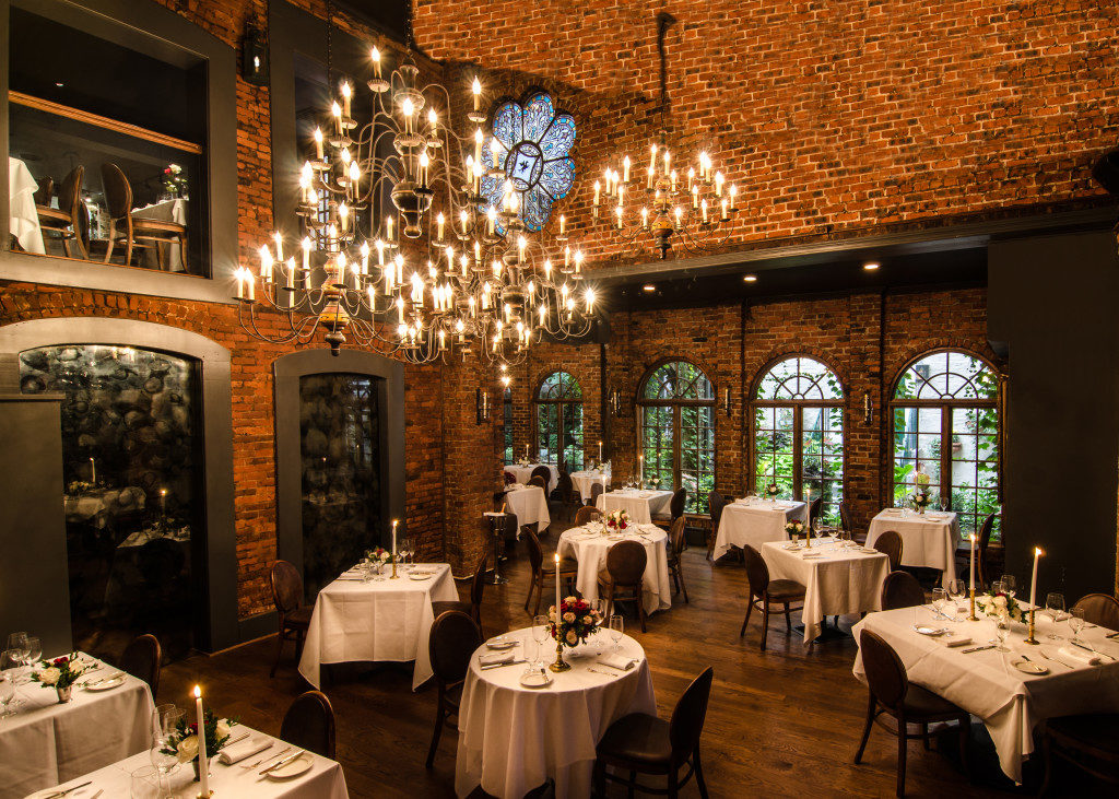 Haunted restaurants you need to visit before or after
