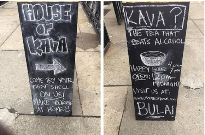 kava is