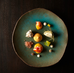 Photo courtesy of alinearestaurant.com