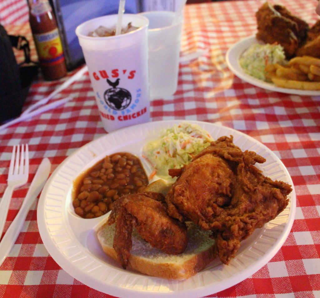 Places To Go In Memphis Food