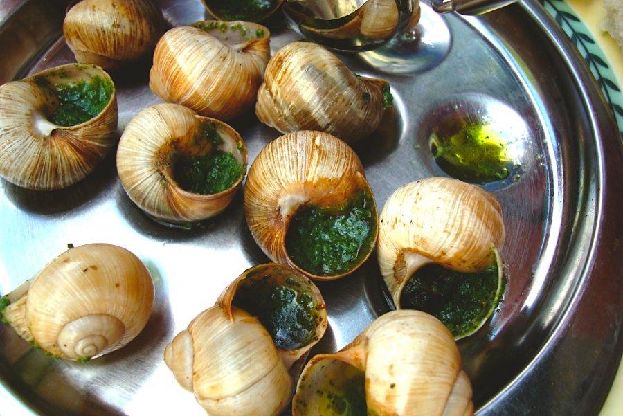 foto How to Eat Escargot