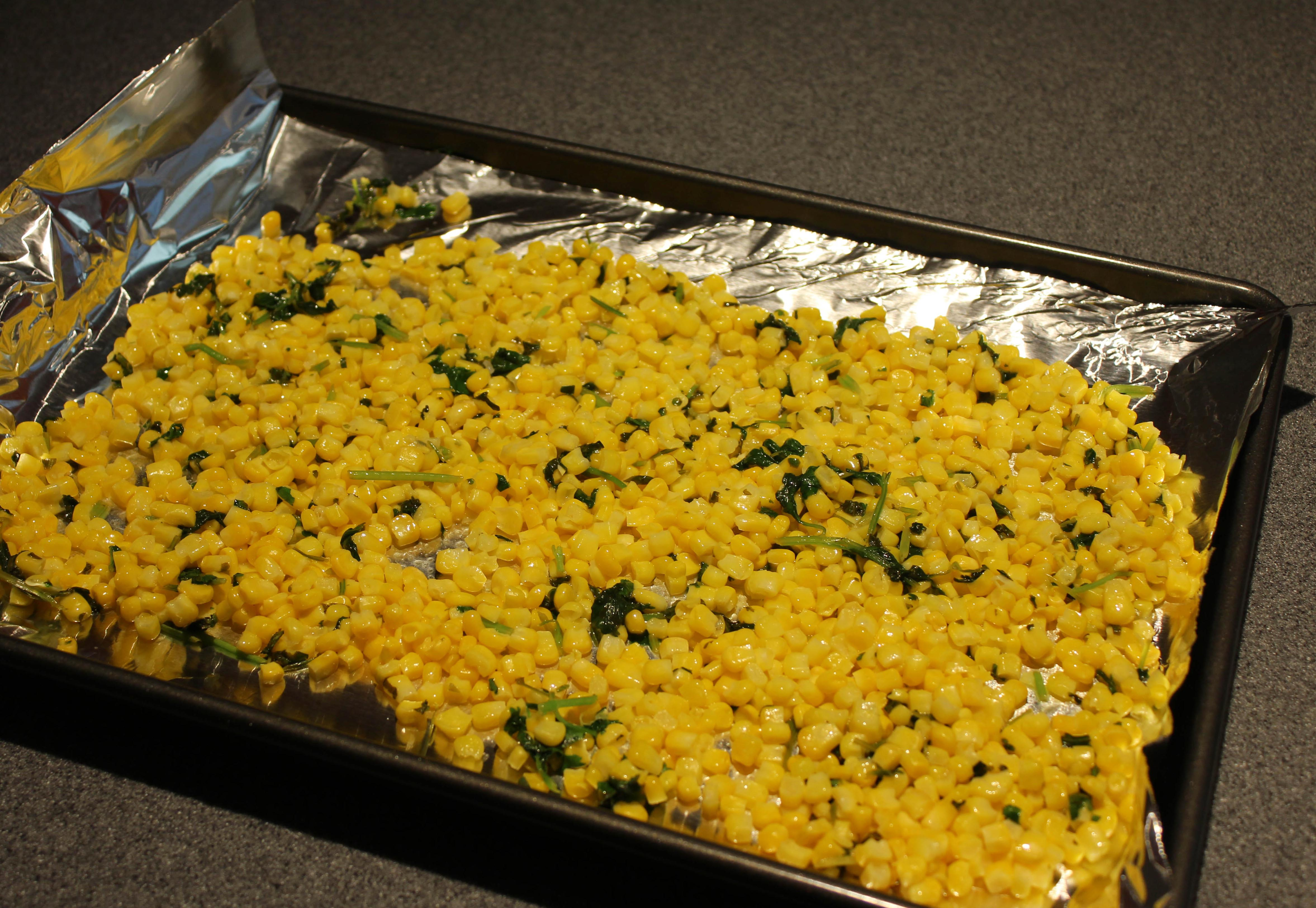 Late-Summer Mexican Corn Salad