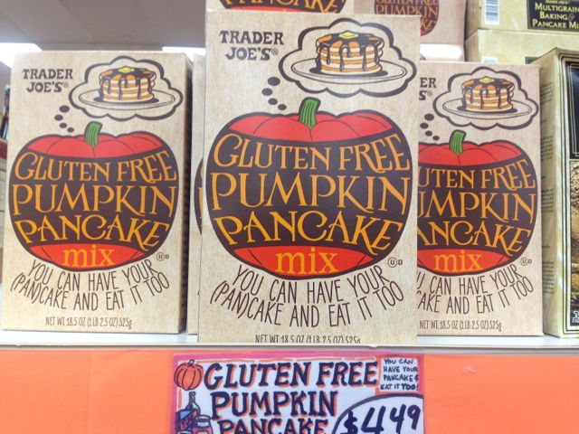 trader joe's pumpkin