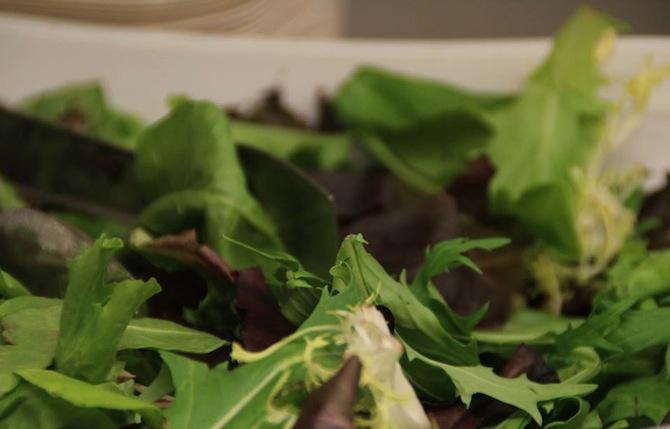 DUC salad