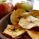 Put Down the Lays and Make Some Cinnamon-Sugar Apple Chips
