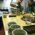 Behind the Scenes at Kaldi's Coffee