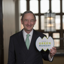 How WashU Got Even More Eco-Friendly with the New Green Monday Pledge