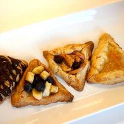 How to Make 4 Different Hamantashen from the Same Recipe