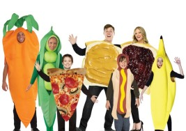 Quiz: What Food Were You Born to Dress Up As For Halloween?