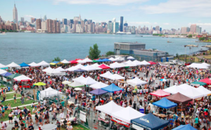 5 NYC Street Fairs to Eat Your Way Through This Summer