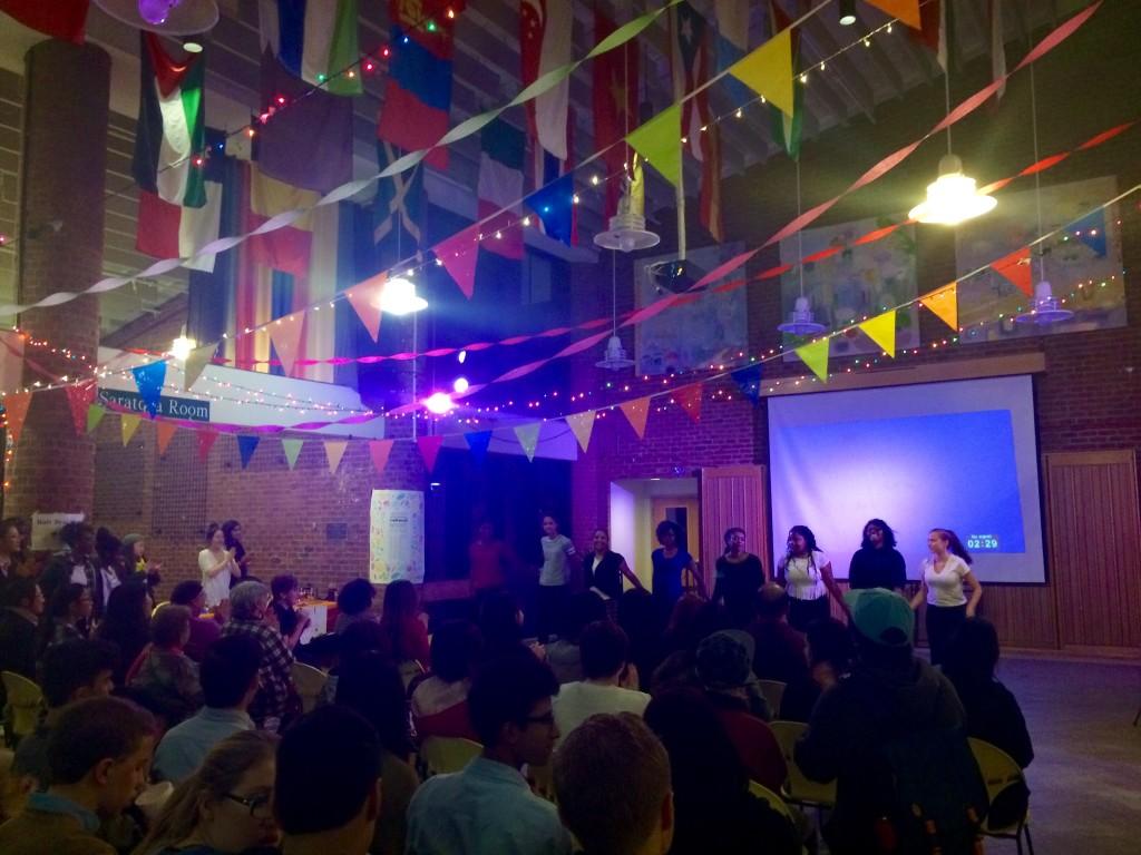 Cultural Night Market