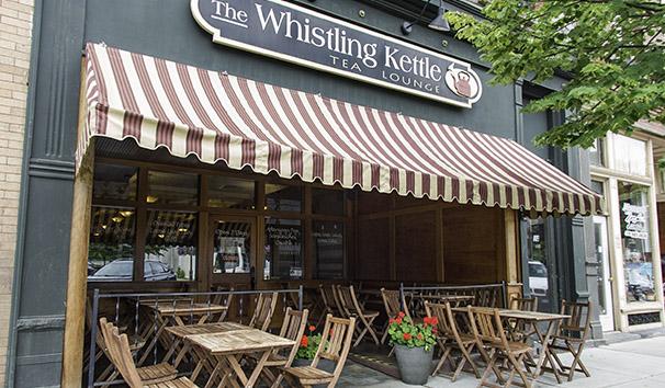 Whistling Kettle