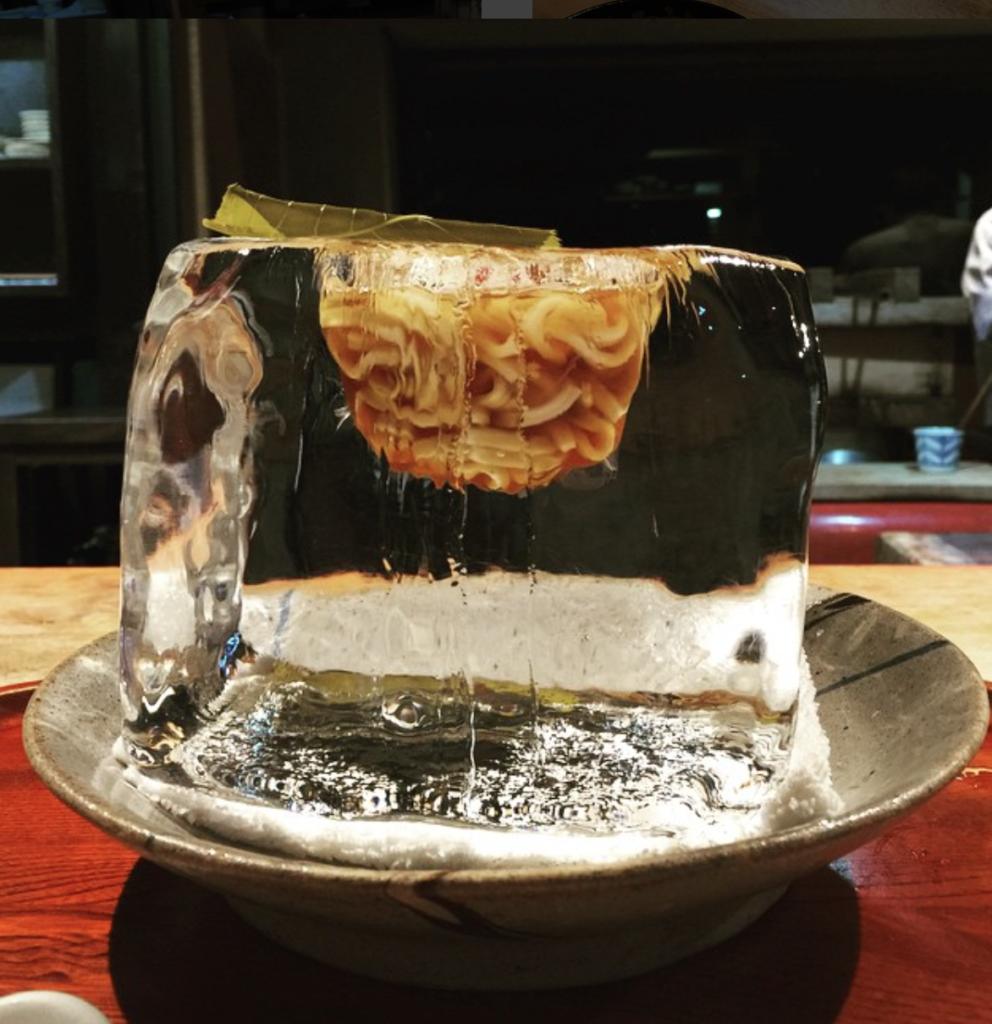 ice cube bowls