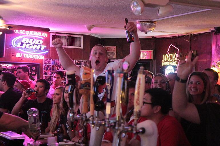 college bars