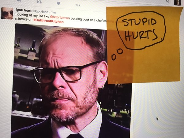 alton brown