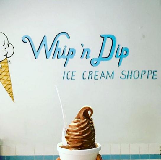 ice cream shops