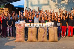 Photo courtesy of East Bali Cashews