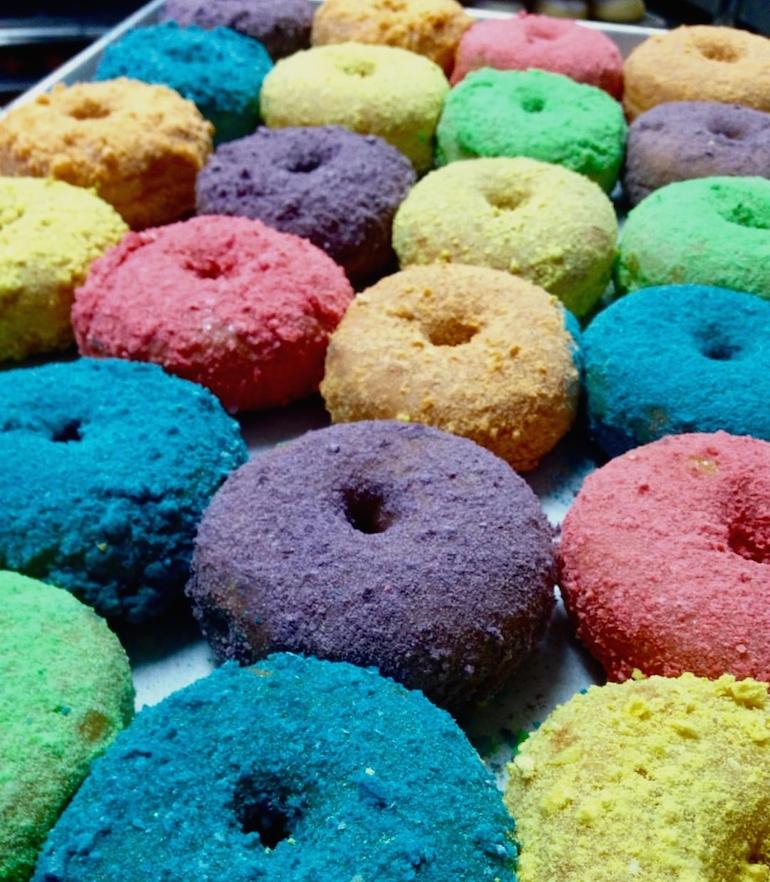 Insta-Worthy Doughnuts