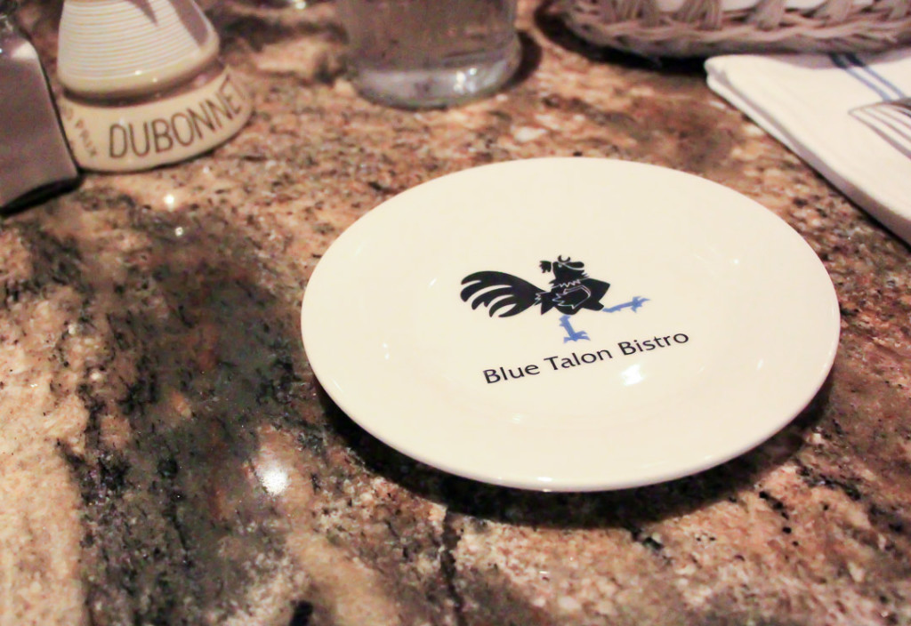 blue talon