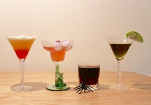 Easy Halloween Cocktails That Only Take 5 Minutes to Make