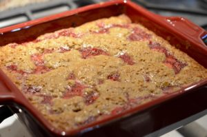These Homemade Strawberry Nutri-Grain Bars Are Better Than Store-Bought