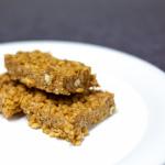 Copycat Luna Bars: Peanut Butter Pretzel Crisp