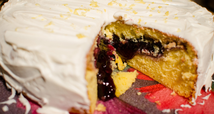 Recreating the Pake: The Cake With a Pie Inside