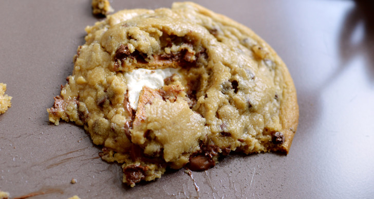 Sleazy S'more-Cookies You Won't Stop Thinking About