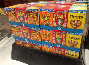 Your Favorite Childhood Cereals, Ranked by Sugar Content