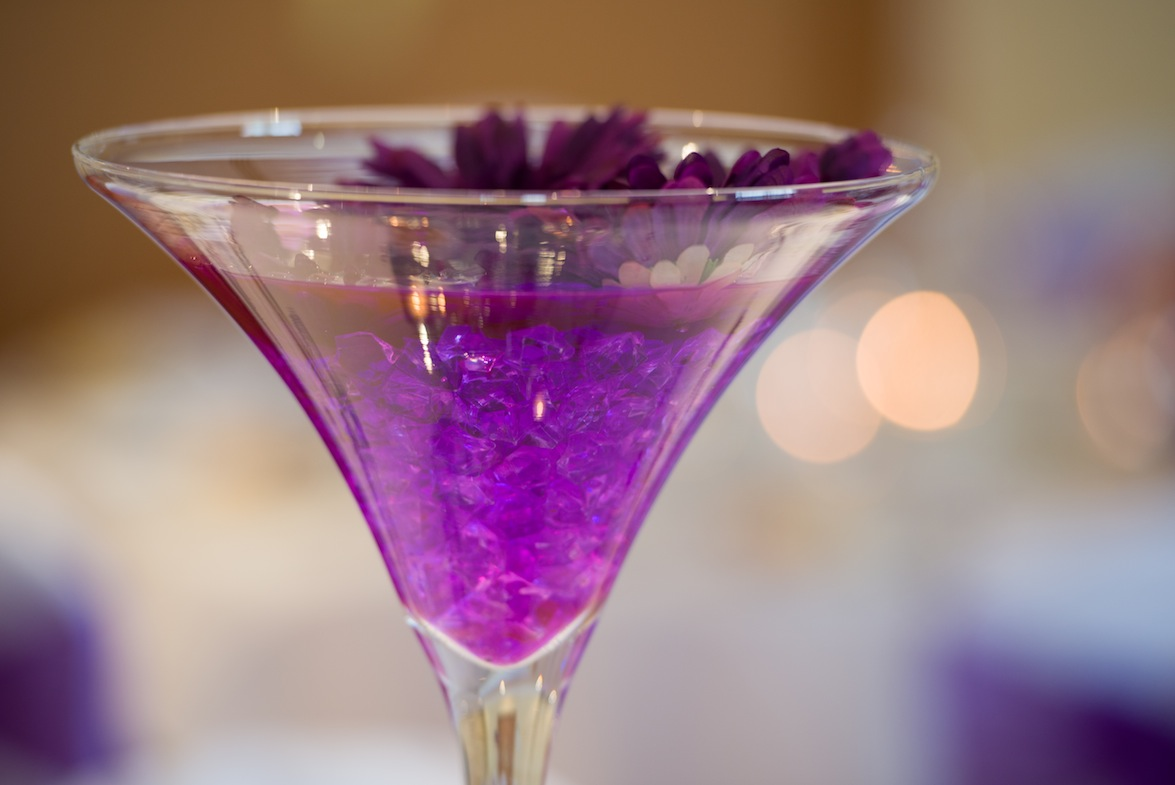 5 Purple And Gold Cocktails For Every Duke