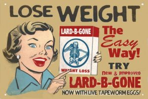 100 Years of Bizarre Diet Trends That Will Make You Glad It's 2016