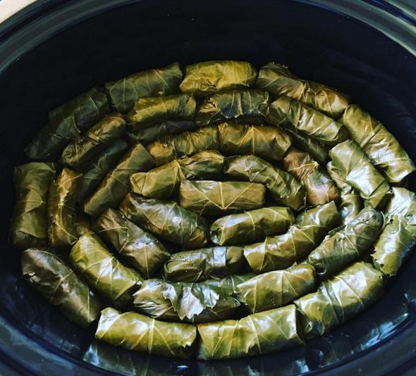 Balkan food