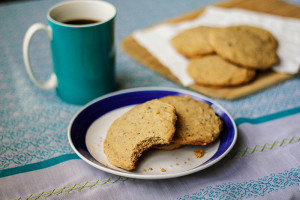 These Brown Sugar Coffee Cookies are Your Ultimate Go-To Breakfast