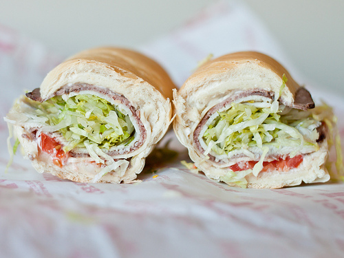 If You Want More Meat Get The Bootlegger Club Jimmy John S
