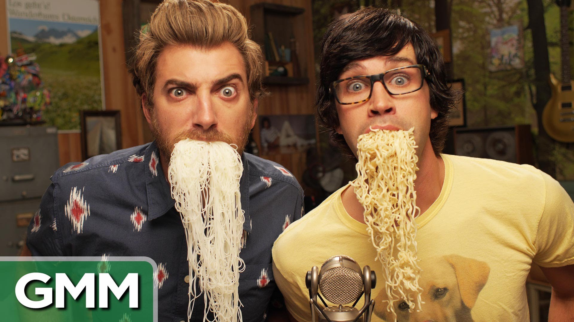Good Mythical Morning Food Channel