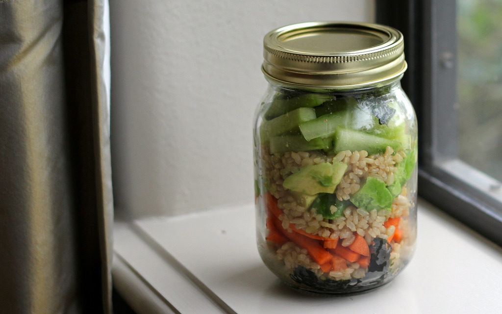 On-the-go lunches